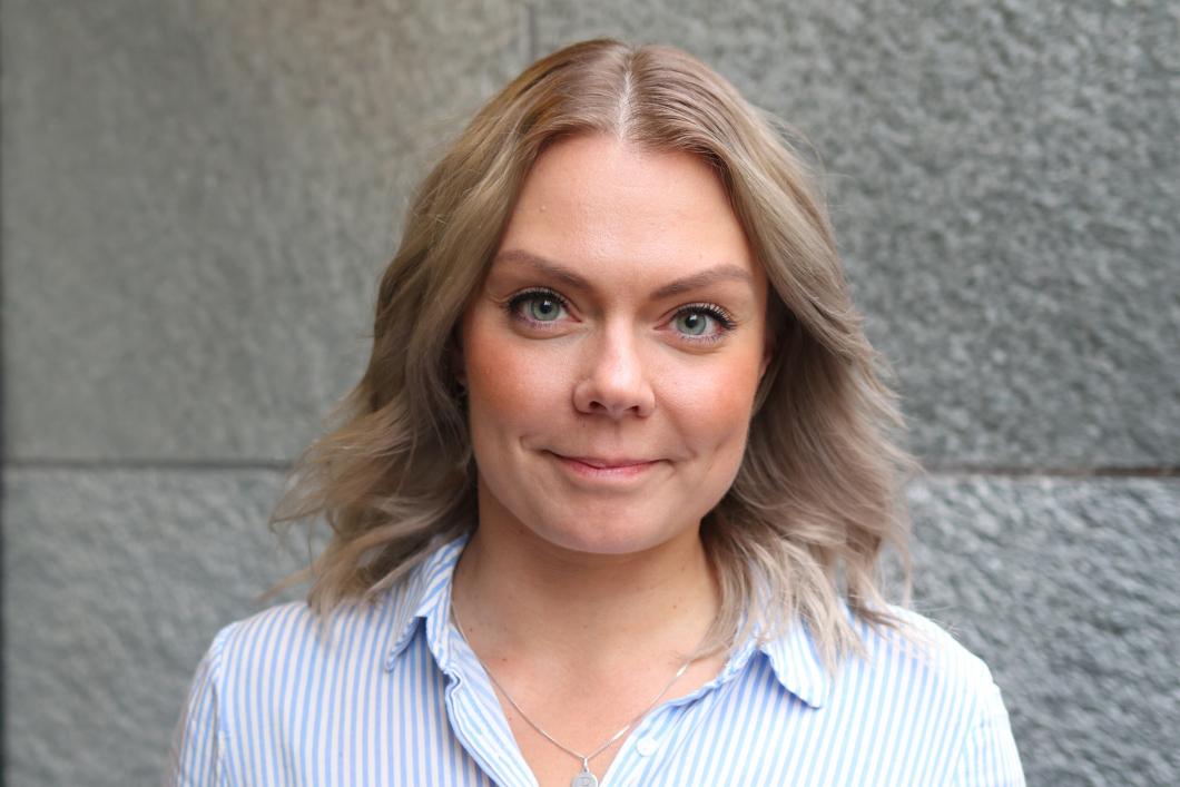 Nadja Ståhl leder studenternas nya styrelse